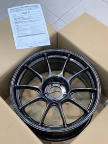 Original Honda FD2R WedsSport TC105X 18inch Rim