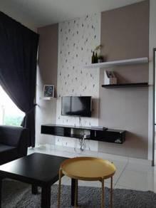 Parc Regency / Plentong / Fully Furniture / Low Deposit