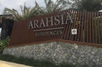 BRAND NEW Arahsia Residense 2 Sty Terrace Tropicana Aman Kota Kemuning
