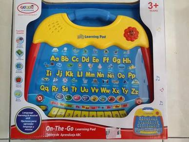 First Classroom On The Go Learning Pad Preschool