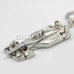 ABPSM-C017 Silver Racing Car Man Gift Pendant Neck