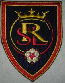 Real Salt Lake RSL Major League Soccer MLS Patch