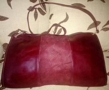 Shoulder Bag Leather Dior (Bundle)