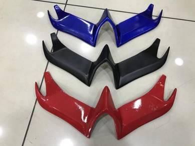 Yamaha R25 Front Winglet ~ Headlamp Cover