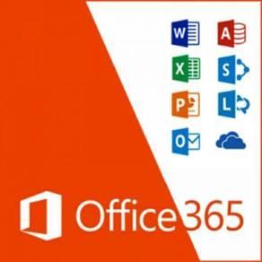 Microsoft Office 2016 (free 5 users) lifetime
