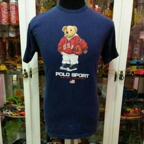 Vintage 90's Polo Sport by Ralph Lauren Polo Bear