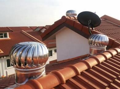 F049 FA-US Wind Attic Ventilator / Exhaust Fan
