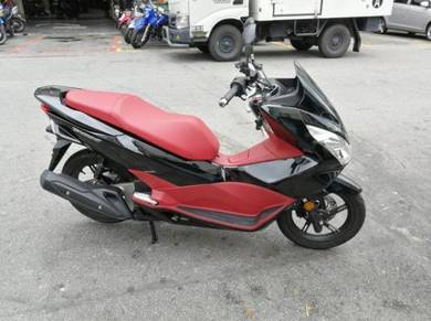 Honda pxc 150(year end promotion cash rebate)