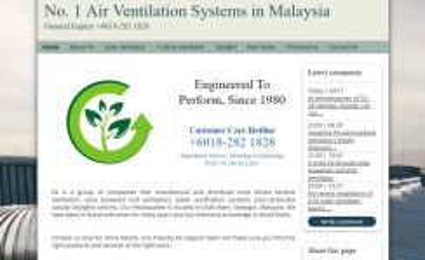 BU21-D FA Solar Powered / Wind Turbine Ventilator