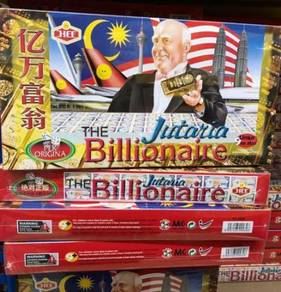 The Billionaire Jutaria - Board Games