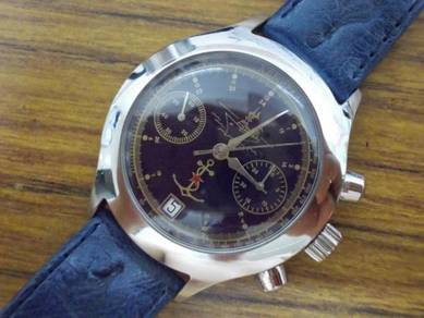 Vintage Poljot chronograph watch