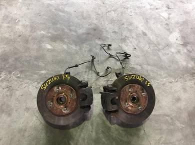 Suzuki swift 1.5 front disc brakes set