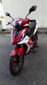 Demak evo z 125 limited promo
