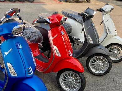 VESPA Sprint 150 (Free Apply) Stock Clearance