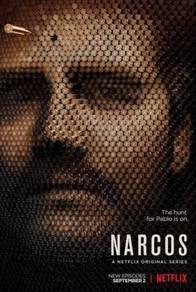 Poster NARCOS (PABLO ESCOBAR) SAIZ A 1