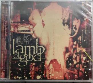 Lamb Of God - As The Palaces Burn CD Imported