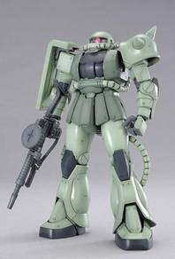 MG 1/100 MS-06J Zaku II Ver.2.0 Plastic Model