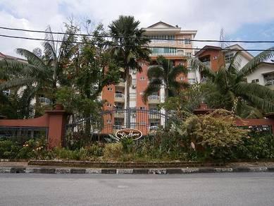 3 Room Unit Fully Furnished at Skyhome Condominium Tambun