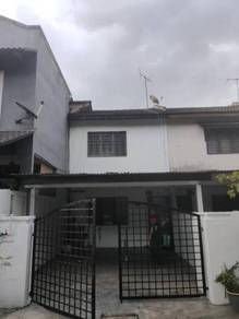 Double Story terrace House, Taman Melor Ampang