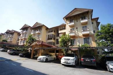 Andari Townvilla 1104sf Renovated Selayang Selangor Gardenville