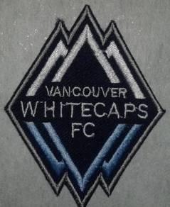 Vancouver Whitecaps FC Major League Soccer Patch