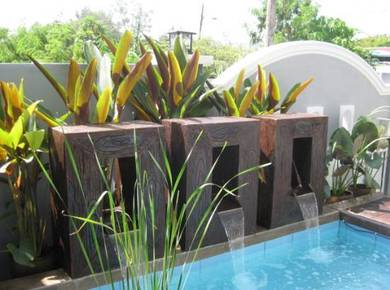 Penang Garden Design and Landscape Maintenance