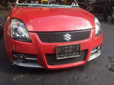 Halfcut Suzuki Swift Sport M16a Manual - Car Accessories