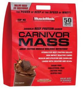 Carnivor Mass Beef Protein Susu Weight Gainer Milk