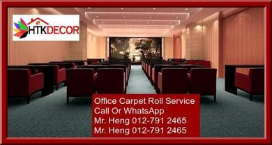 Office Carpet Roll with Expert Installation N5SK