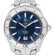 TAG Heuer Link Steel Blue Dial Automatic