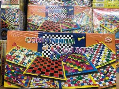 Compendium - 8 Games