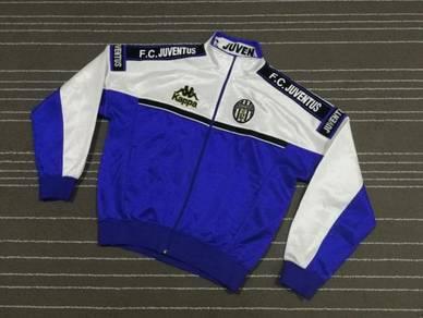 Juventus fc x kappa vintage saiz xl