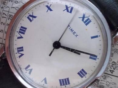 Vintage Timex gent watch handwind