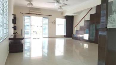 (Corner unit) 3 Storey, Taman Bukit Segar Jaya 2, Cheras Hartamas