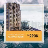 Hottest Project In Kajang 2 Town