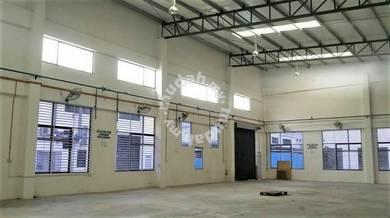 Gelang Patah 8000 BUA Semi Detached Factory