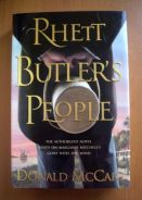 Rhett Butler's People - Donald McCaig (Hardcover)