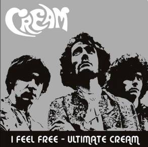 Cd cream : i feel free-ultimate cream