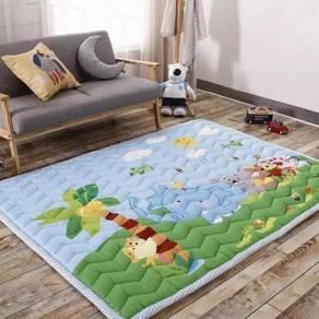 Baby crawl thick mat tikar bayi merangka