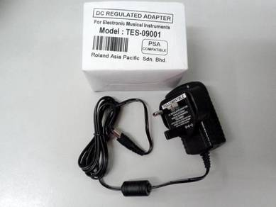 Roland TES-09001 DC Adapter for Boss Effect