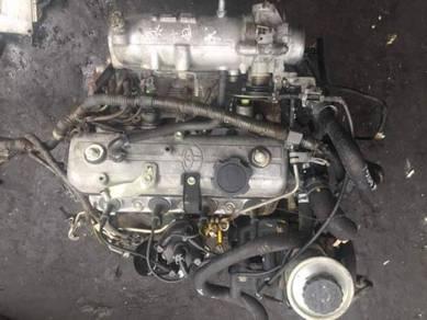 Toyota Unser Engine 7K 1.8L KF80 Empty