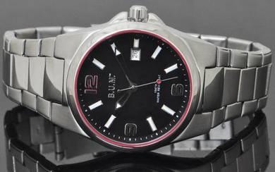 Bum Men Analog Stainless Steel Date Watch B75408