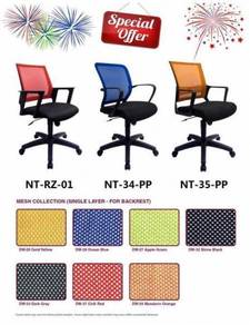 Office Mesh Chair Low Back NT 01,34,35