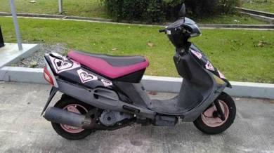 Suzuki vs125