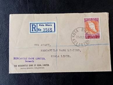 Cover KOTA BHARU 1958 No 224