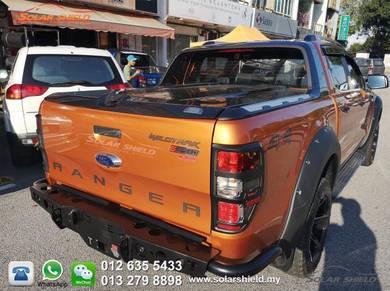 Ford Ranger Wildtrak 90 degree Deck Cover