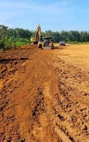 Tanah Untuk Rumah Banglo Berdekatan Pekan Bukit Payong
