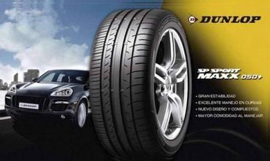 Dunlop sport maxx 050 + 255/40/19 new tyre tayar