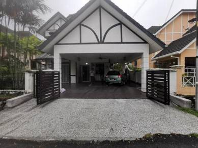 FOR SALE Extended & Renovated 2 Storey Bungalow Bandar Country Homes