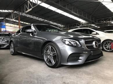 Recon Mercedes Benz E400 for sale
